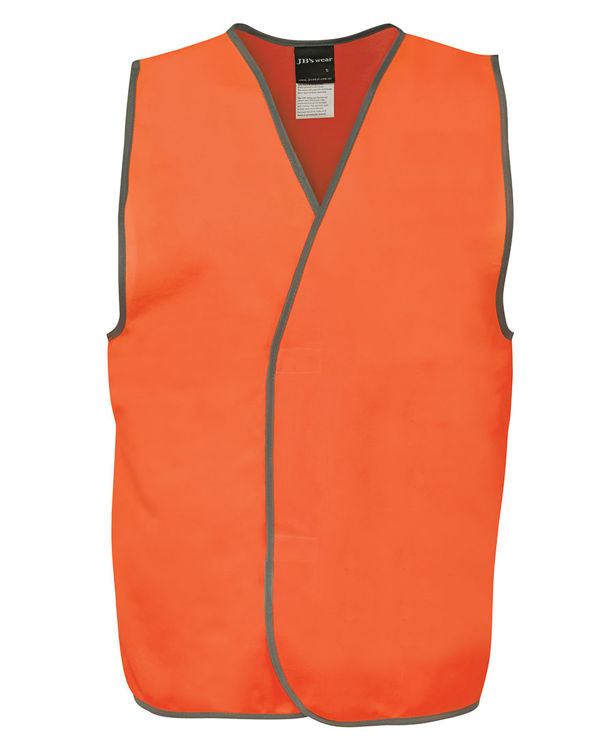 Picture of JB'S HI VIS SAFETY VEST