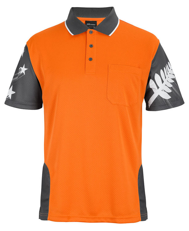 Picture of JB's HV NZ FERN POLO