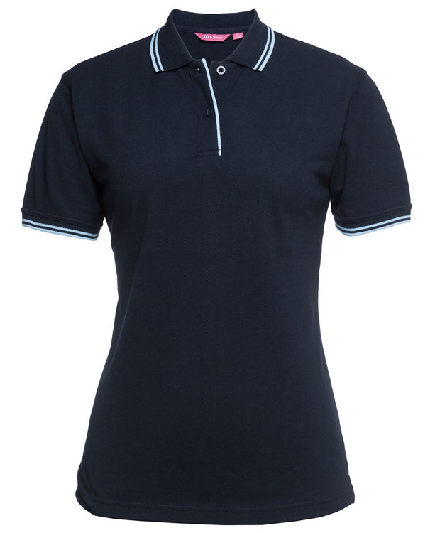 Picture of JB'S LADIES CONTRAST POLO