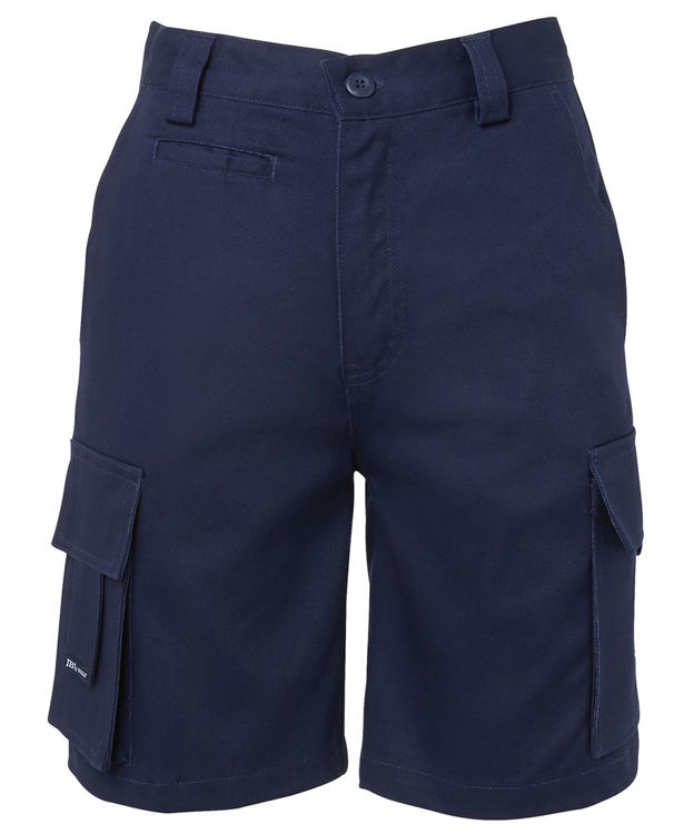 Picture of JB'S LADIES MULTI POCKET SHORT