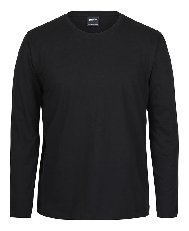 Picture of JB's LONG SLEEVE NON CUFF TEE