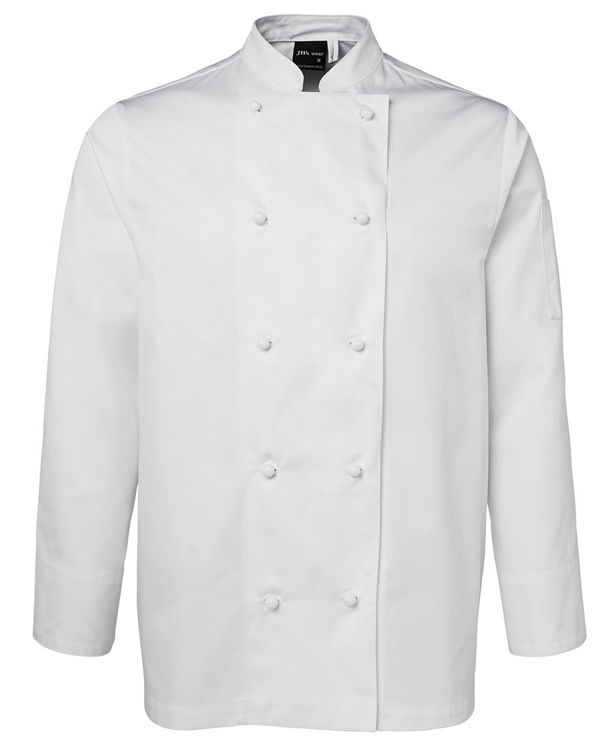 Picture of JB'S L-S CHEF'S JACKET