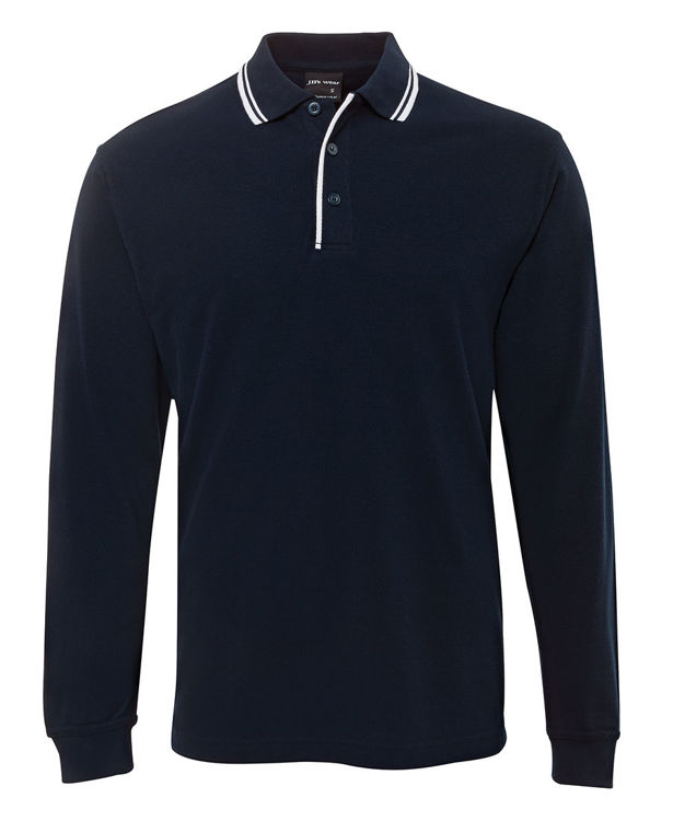 Picture of JB'S L-S CONTRAST POLO