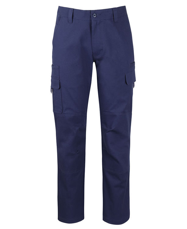 Picture of JB's MULTI POCKET STRETCH CANVAS PANT