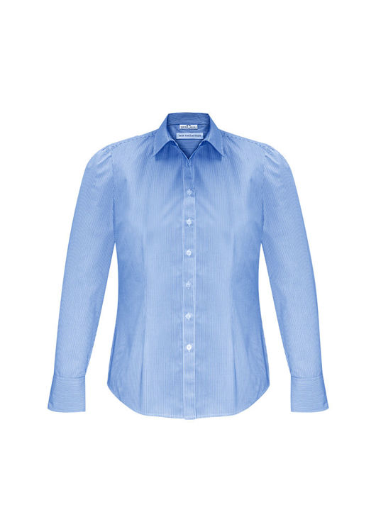 Picture of Ladies Euro Long Sleeve Shirt
