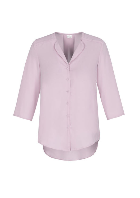 Picture of Lily Ladies Longline Blouse