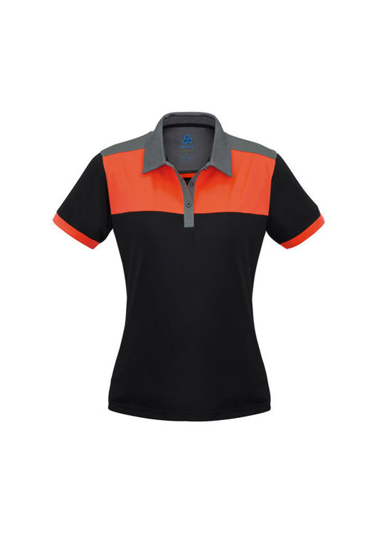 Picture of Ladies Charger Polo