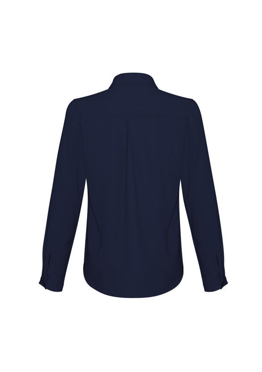 Picture of Ladies Madison Long Sleeve