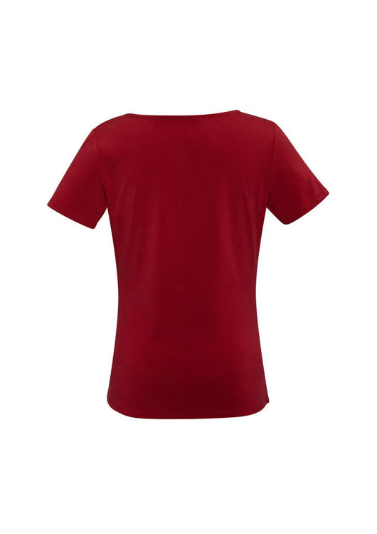 Picture of Ladies Ava Drape Knit Top