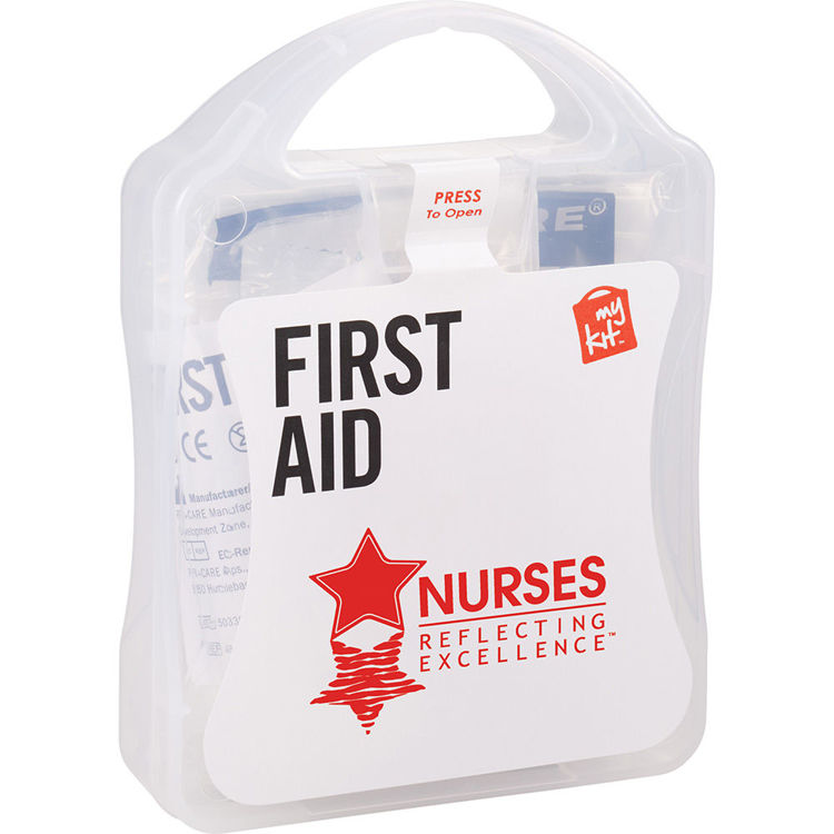 Picture of MyKit™ 21-piece First Aid Kit